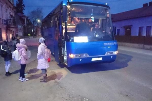 Водія автобуса на Тернопільщині оштрафували на 17 тисяч гривень