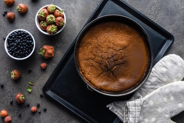Пиріг з горіхами і яблуками: неймовірно смачний рецепт