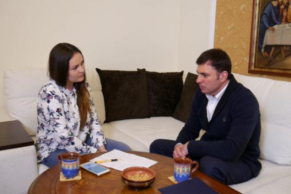 Відомий в Тернополі громадський активіст, майданівець - Богдан Брич, розповів про наболіле