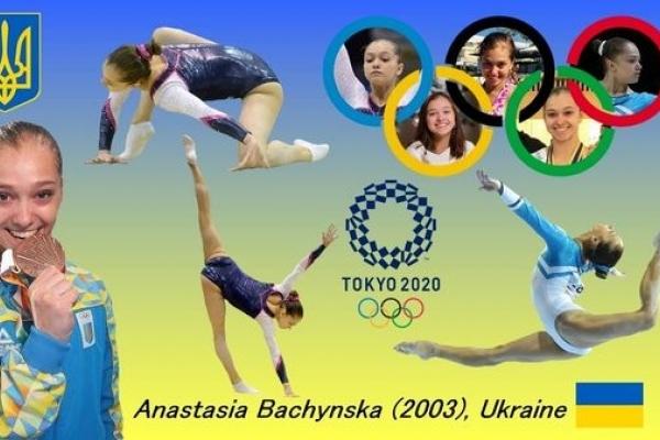 Кліп неймовірної гімнастки Анастасії Бачинської - вперше на ютуб каналі блогерши зі Швейцарії