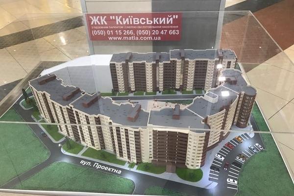 ЖК «Київський» у Тернополі - комплекс, де все продумано до дрібниць (Фото)
