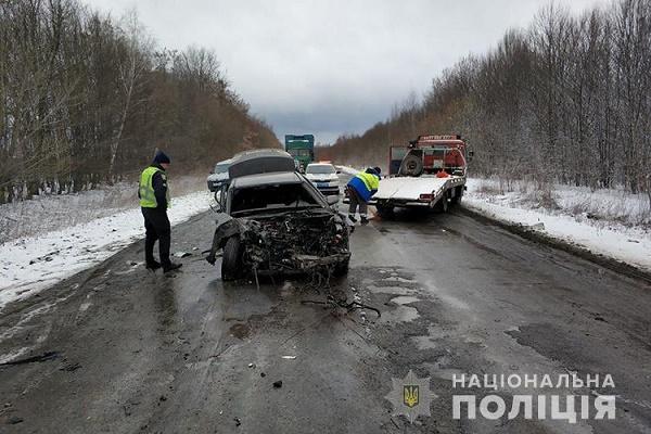 ДТП по дорозі на Кременець: водій у комі