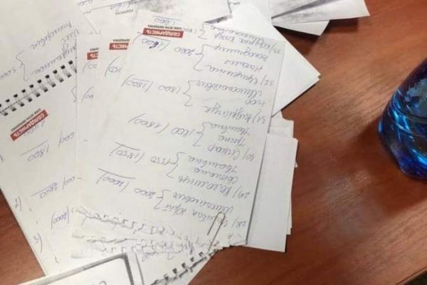 У Черкасах виявлено підкуп виборців, організований БПП