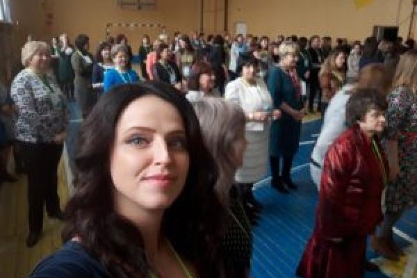 Вчителі з різних куточків України спілкувались, грали і навіть танцювали на тернопільському EdCamp (Фото)