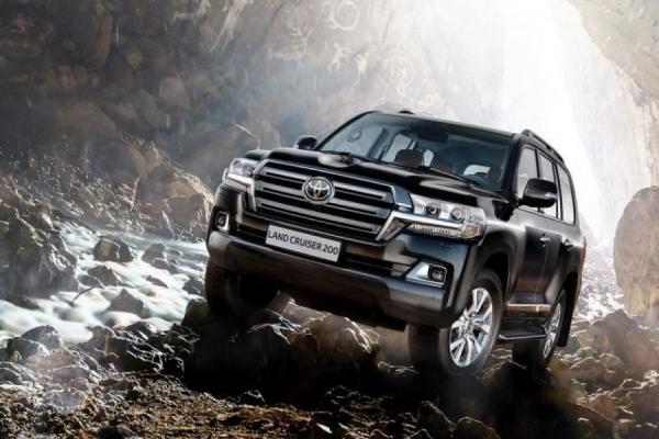 У Тернополі вкрали дорогий позашляховик «Toyota Land Cruiser»