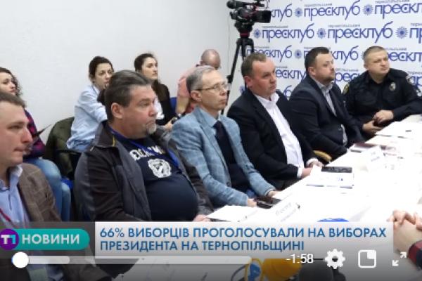 Правоохоронці Тернопільщини розповіли про правопорушення на виборчих дільницях