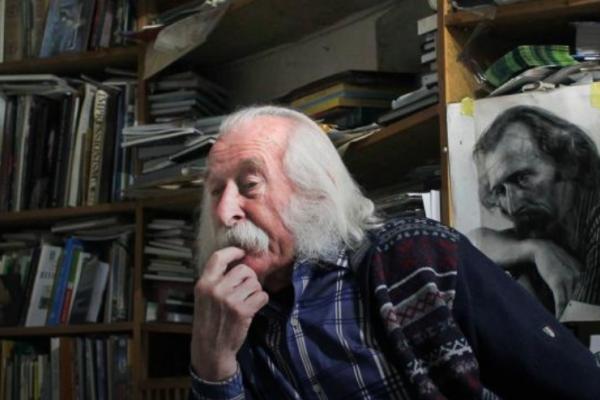 В США пройде виставка відомого геніального хужожника з Тернопільщини