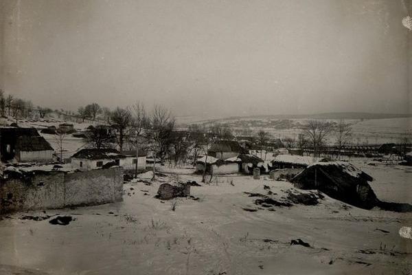 Село Лапшин на фото 1914-1918 років