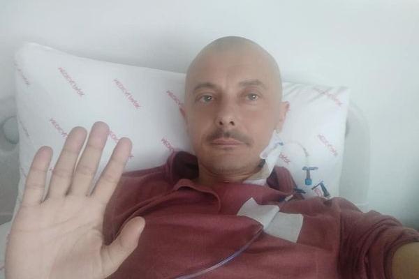 Тернополян просять допомогти врятувати від раку крові батька трьох дітей з Івано-Франківська