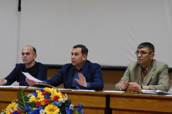 У Тернопілі відбудеться підсумкова нарада команд вищої ліги чемпіонату Тернопільської області, на якій розглядатиметься формат змагань у сезоні-2019