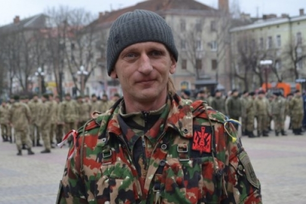 «Війна не міняє нікого, вона змінює життєві пріоритети»: історія добровольця з Тернопільщини