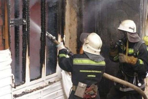 У Тернополі згорів кіоск