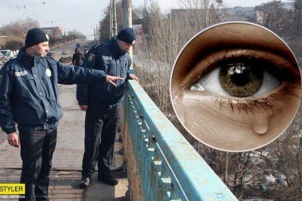 37-річна вчителька з Заліщиків стрибнула з мосту в Дністер