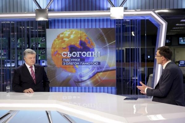 Верховним Головнокомандувачем не може бути людина, залежна від наркотиків - Президент Порошенко