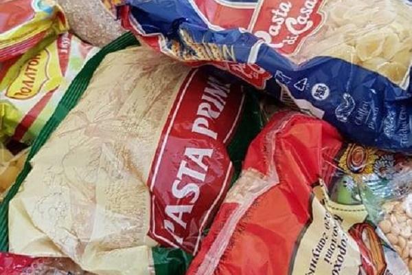 Учні Тернопільської школи зібрали продукти для потребуючих у рамках акції «PRO_МИЛОСЕРДЯ»