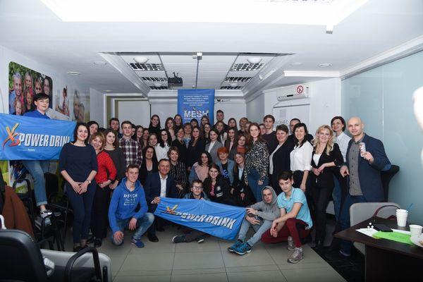 У Тернополі відбувся екватор бізнес-курсу з основ підприємництва «MESH»
