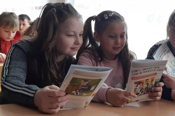 Фінансово грамотні діти: CFG/«МРІЯ» підтримує освітні заходи