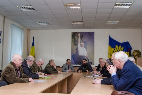 Інтелігенція Тернопільщини на президентських виборах об'єднується заради України (Фото)