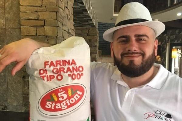 Піцайоло з Тернопільщини бере участь у чемпіонаті світу із випікання піци