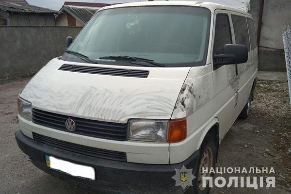 19-річний житель Зборівського району вкрав автомобіль, щоб покататися