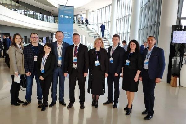Делегація з Тернопільщини взяла участь у V Європейському конгресі місцевого самоврядування