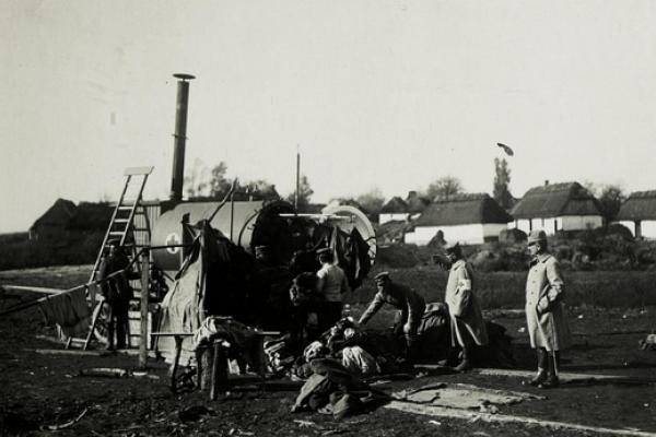 Село Плотича на столітніх фото (частина 2)