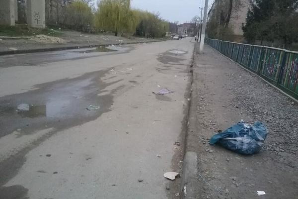 На Тернопільщині показали, як виглядає місто опісля закриття ринку