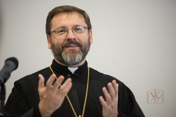 Глава УГКЦ у зверненні до молоді: «Не даймо нікому висміяти Україну»