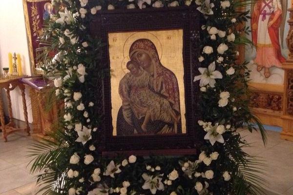 У тернопільському храмі перебуває чудотворна ікона, яку привіз митрополит Епіфаній