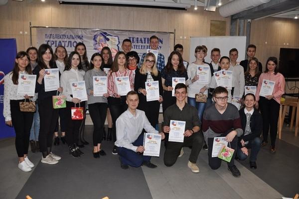 «Єдність у різнорідності»: Учні з трьох областей виголосили в Луцьку промови про ЄС