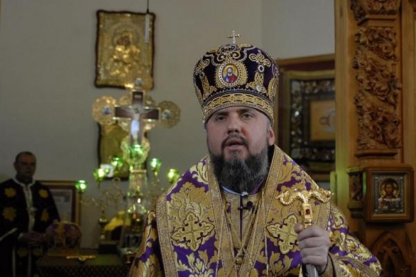 Митрополит Епіфаній позитивно оцінив процес переходу громад в Помісну Церкву