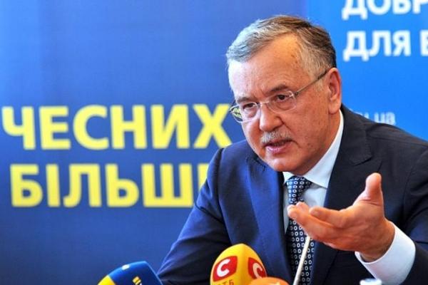 Зеленського як кандидата в президенти не існує – Гриценко