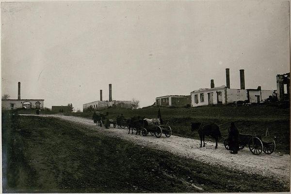 Село Золотники в роки Першої світової війни