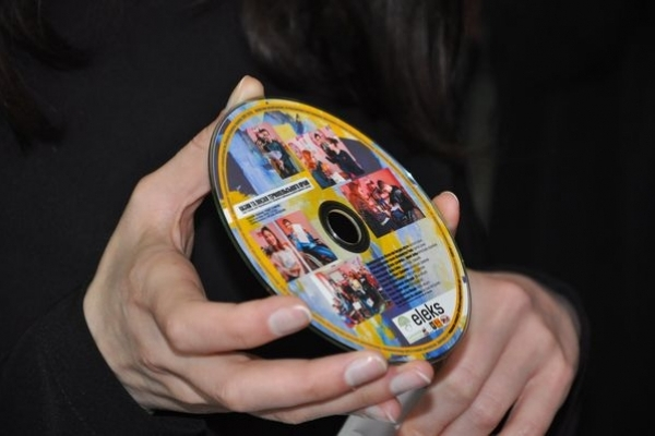 Казковий аудіодиск – це особливий проект з особливими дітками