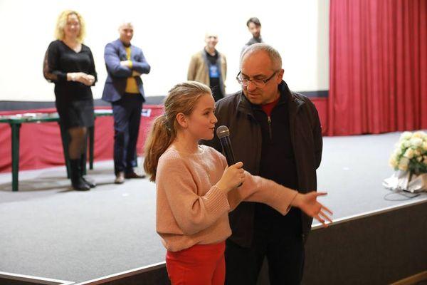 Діти спілкувались з зірками кіно та анімації на фестивалі «Кінохвилька»