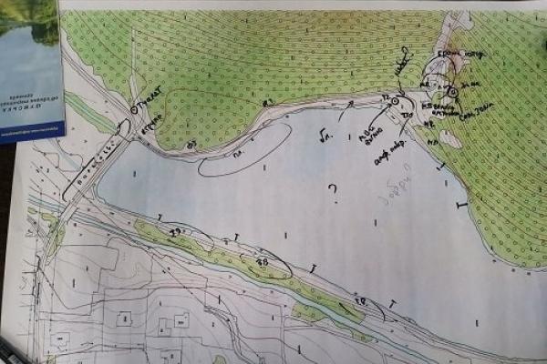 У Шумську активісти розказали, яким має бути парк відпочинку