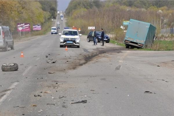 Заробітчани з Тернопільщини потрапили в аварію (Фото)