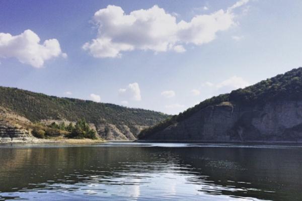 Товтри - унікальний географічний об'єкт на Тернопільщині