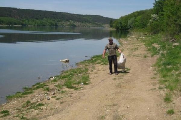 На Тернопільщині закликають врятувати Дністер від сміття (Відео)