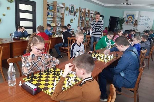 Борщів минулого тижня перетворився на дитячу шахову столицю Тернопільщини