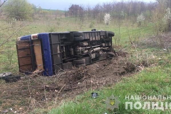 Троє загиблих внаслідок жахливої аварії рейсового автобуса «Луцьк-Тернопіль»