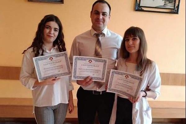 Двоє студентів Чортківського коледжу стали переможцями у конкурсах