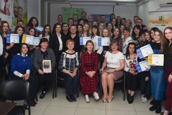 Бізнес-курс MESH успішно завершено у Тернополі - оголошено переможців