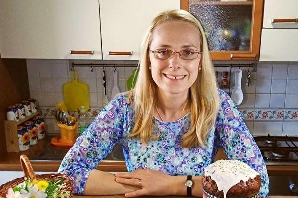 Тернопільська викладачка переїхала до Італії та відкрила там колоритний кулінарний блог