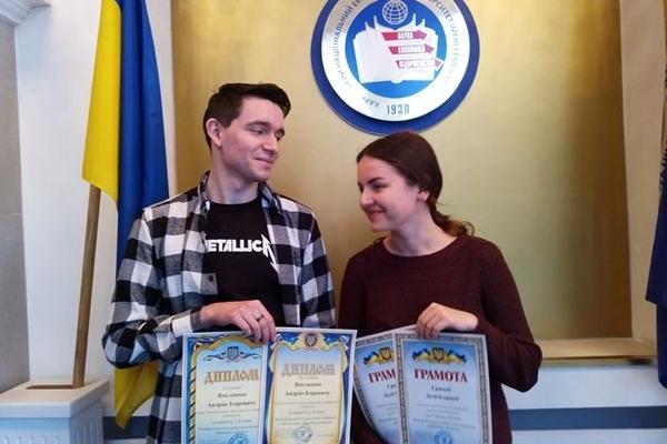 Студент факультету фінансів ТНЕУ Андрій Ямелинець – переможець всеукраїнських олімпіад