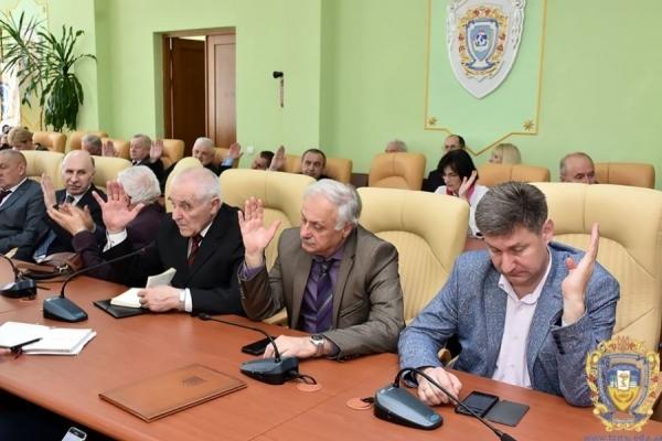 Наукова спільнота Тернопільщини поповнилася новими професорами
