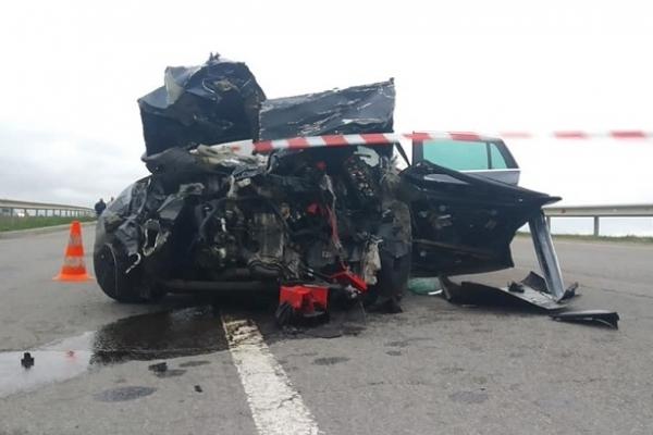 На Тернопільщині аварія – двоє молодиків загинуло