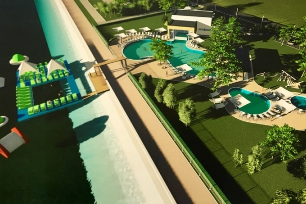 Стартує громадське опитування щодо облаштування рекреаційно-відпочинкового комплексу на набережній Тернопільського ставу