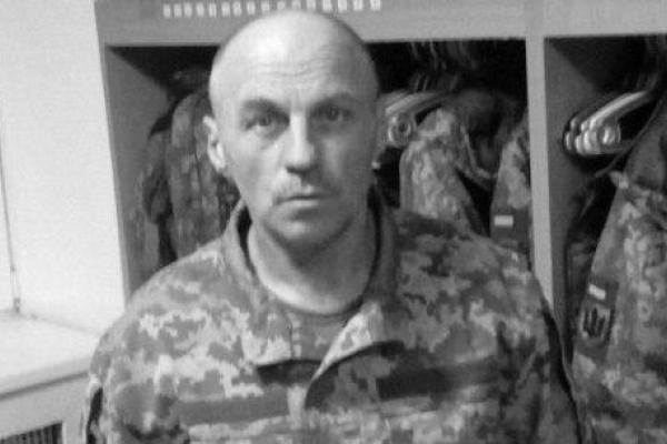 На Донбасі від кулі снайпера загинув солдат 24-ї омбр Володимир Куцик