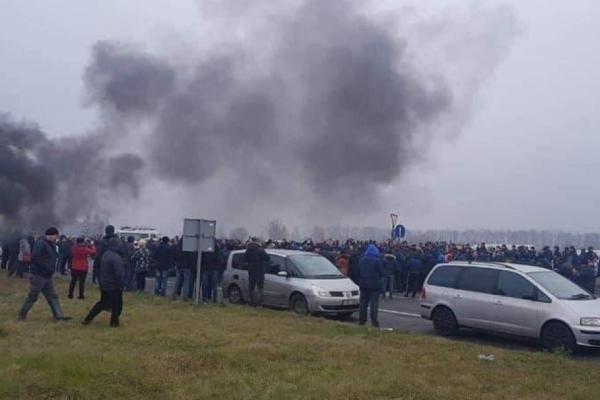 Євробляхарі погрожують масовими протестами